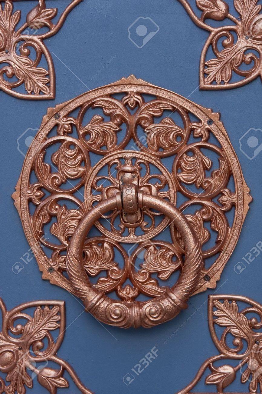 Door knocker Stock Photo - 10401129
