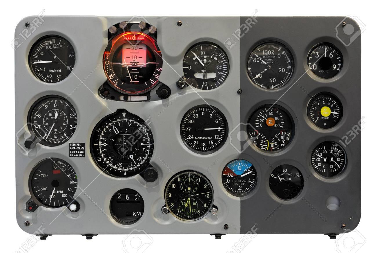 Plane dashboard - 42133090