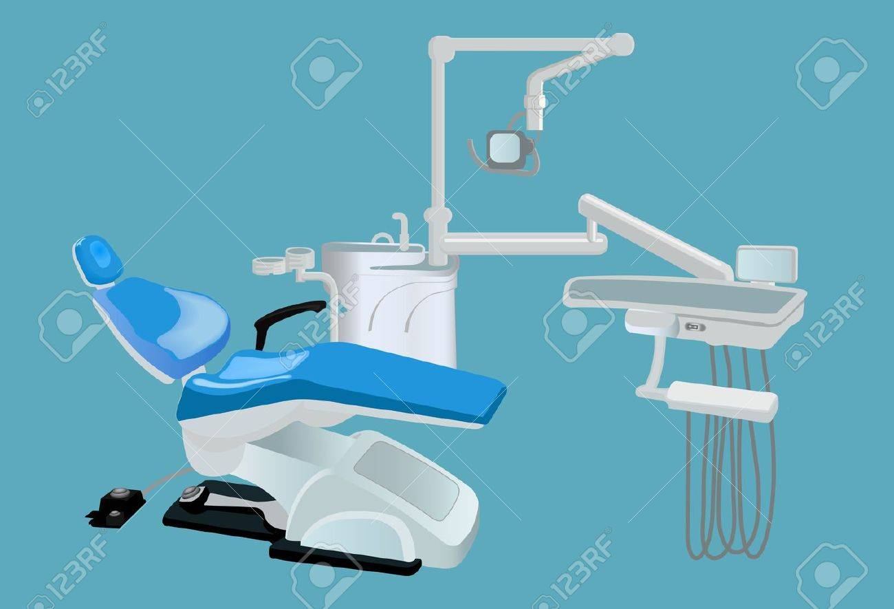 dental unit Stock Vector - 13455504
