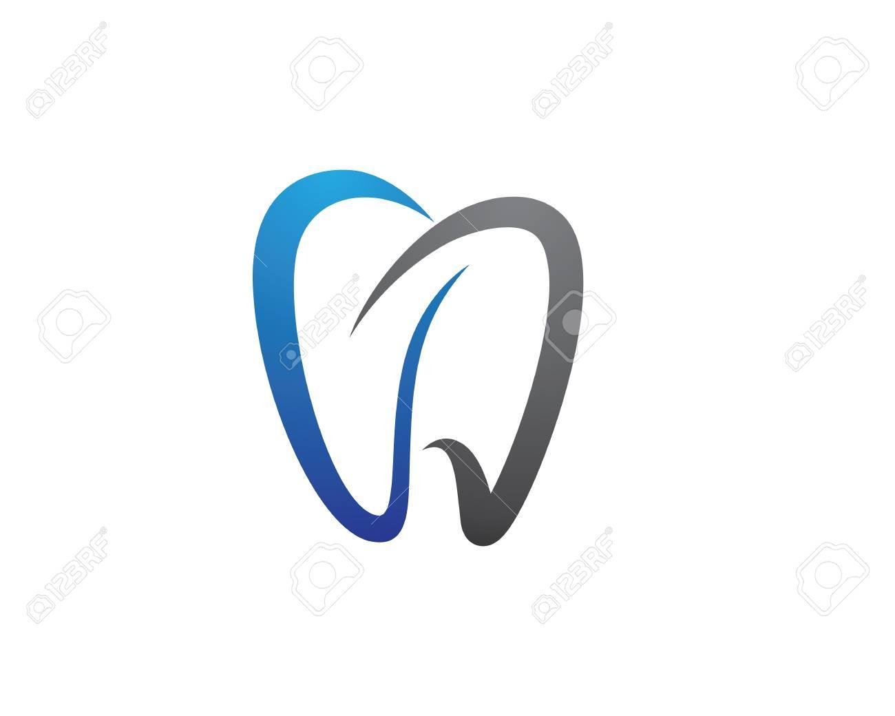 Dental logo Template vector illustration icon design - 120636805