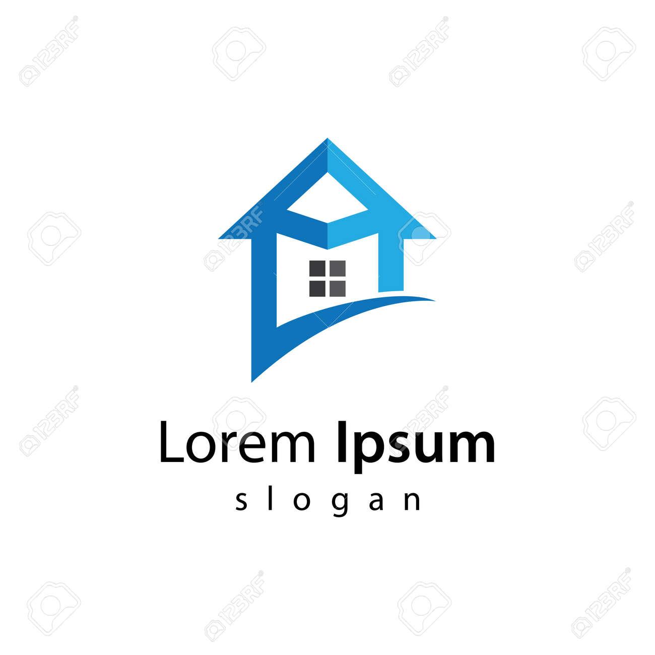 House logo images illustration design - 159498614