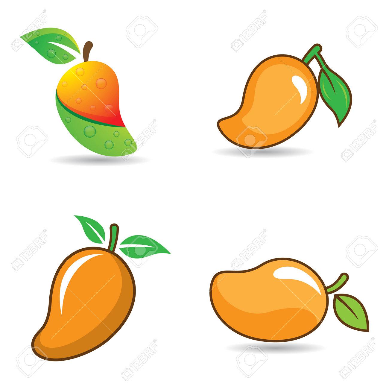 Mango logo images illustration design - 169624648