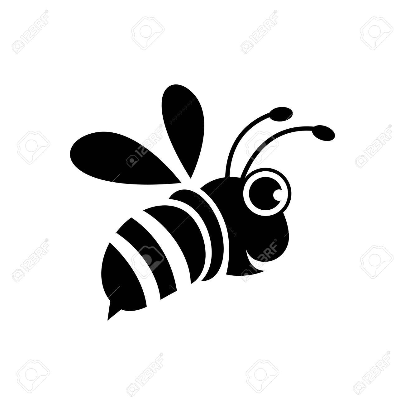 Bee logo images illustration design - 173289073