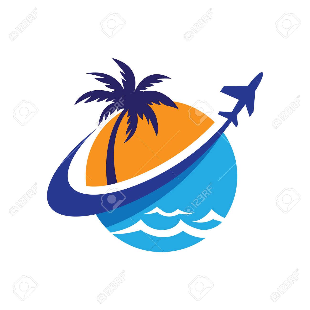 Travel logo images illustration design - 173289141