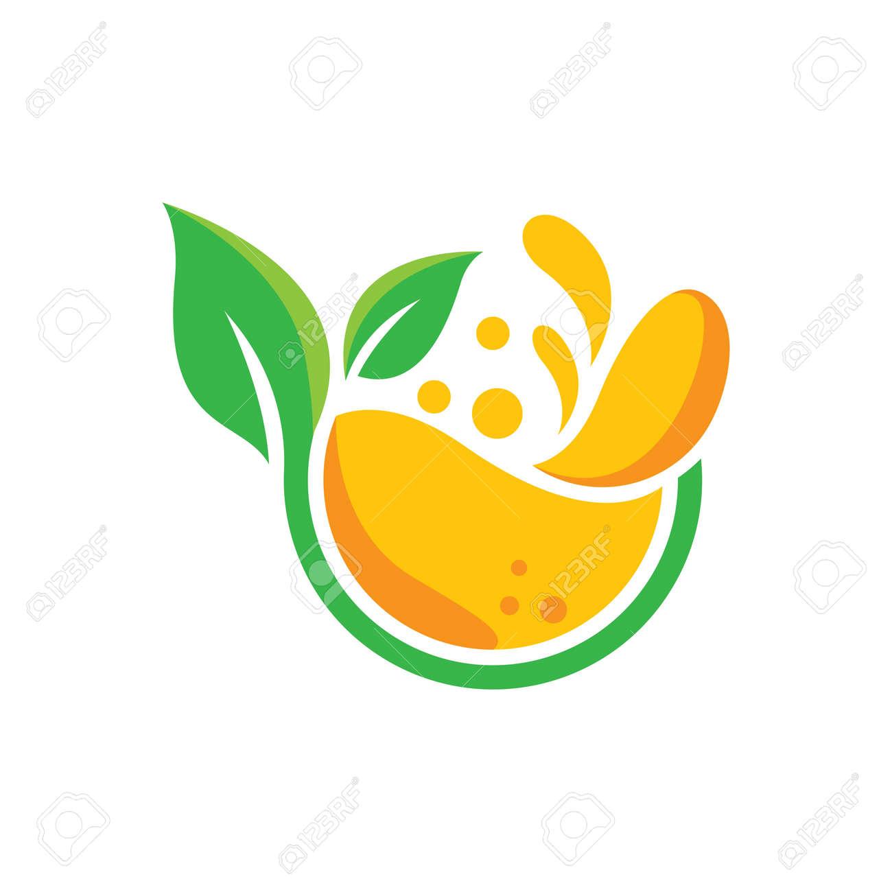 Lemon logo images illustration design - 173410505