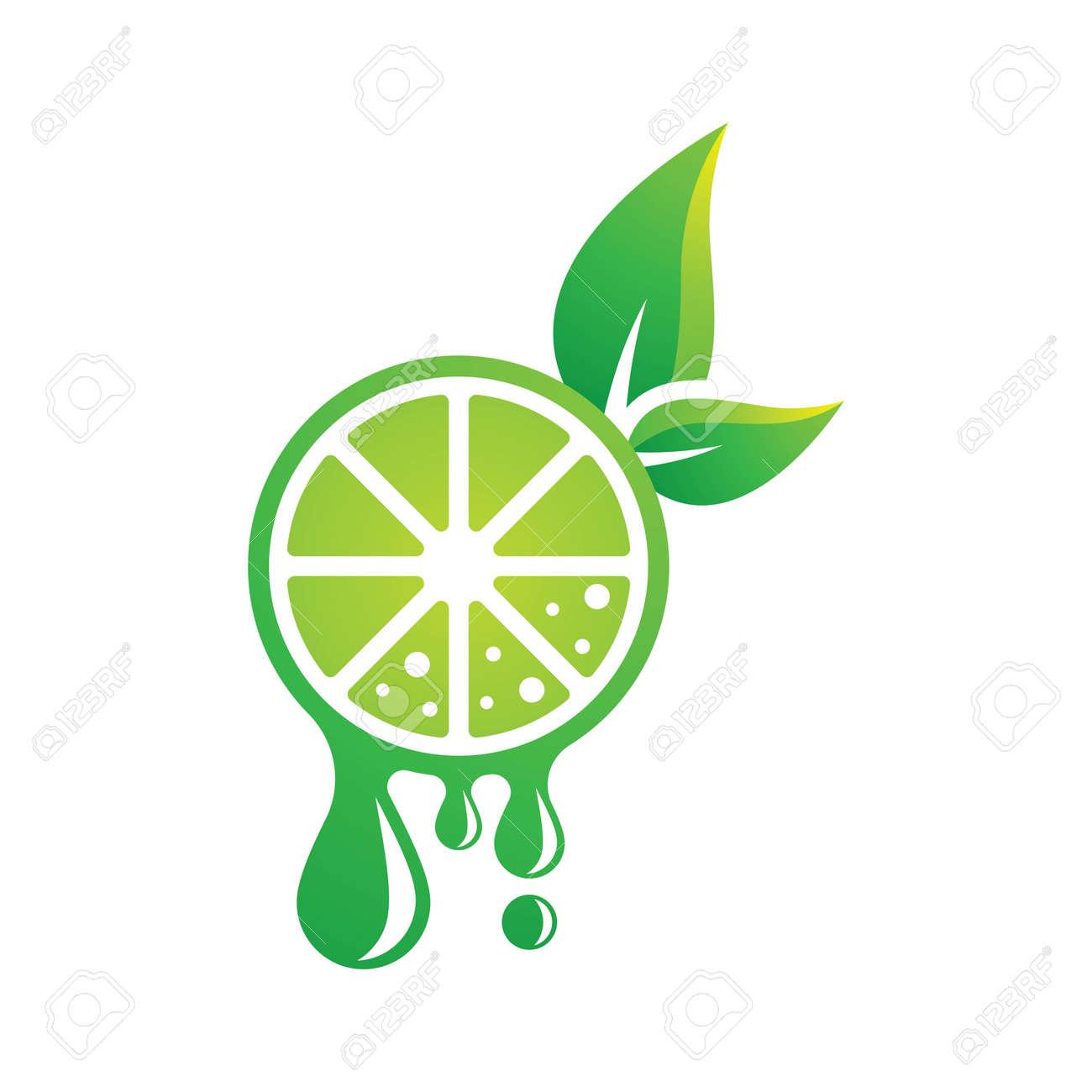Lemon logo images illustration design - 173410510