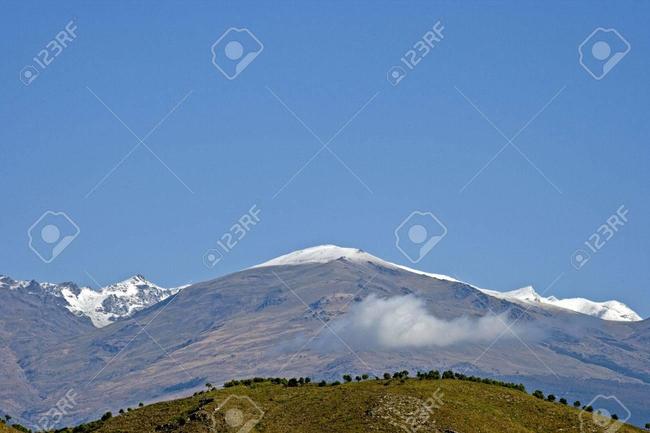 Sierra Nevada, Andalusia, Spain Stock Photo - 11153323