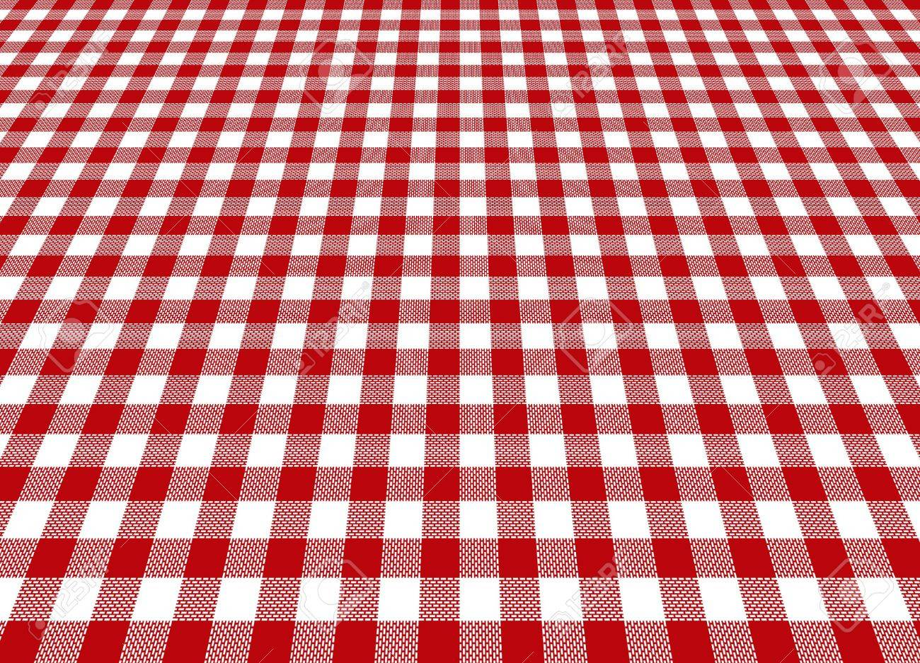 Patterned Table Cloth Stock Photo - 3757756