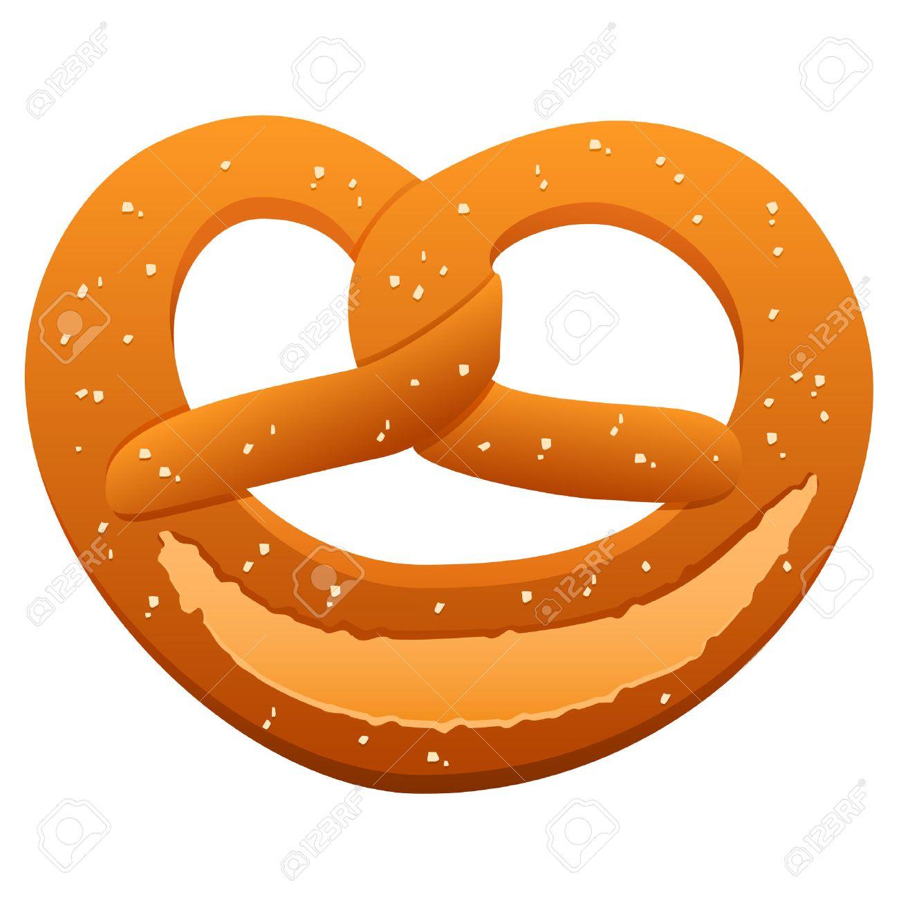 pretzel royalty free cliparts vectors and stock illustration rh 123rf com pretzel clip art free hot pretzel clip art