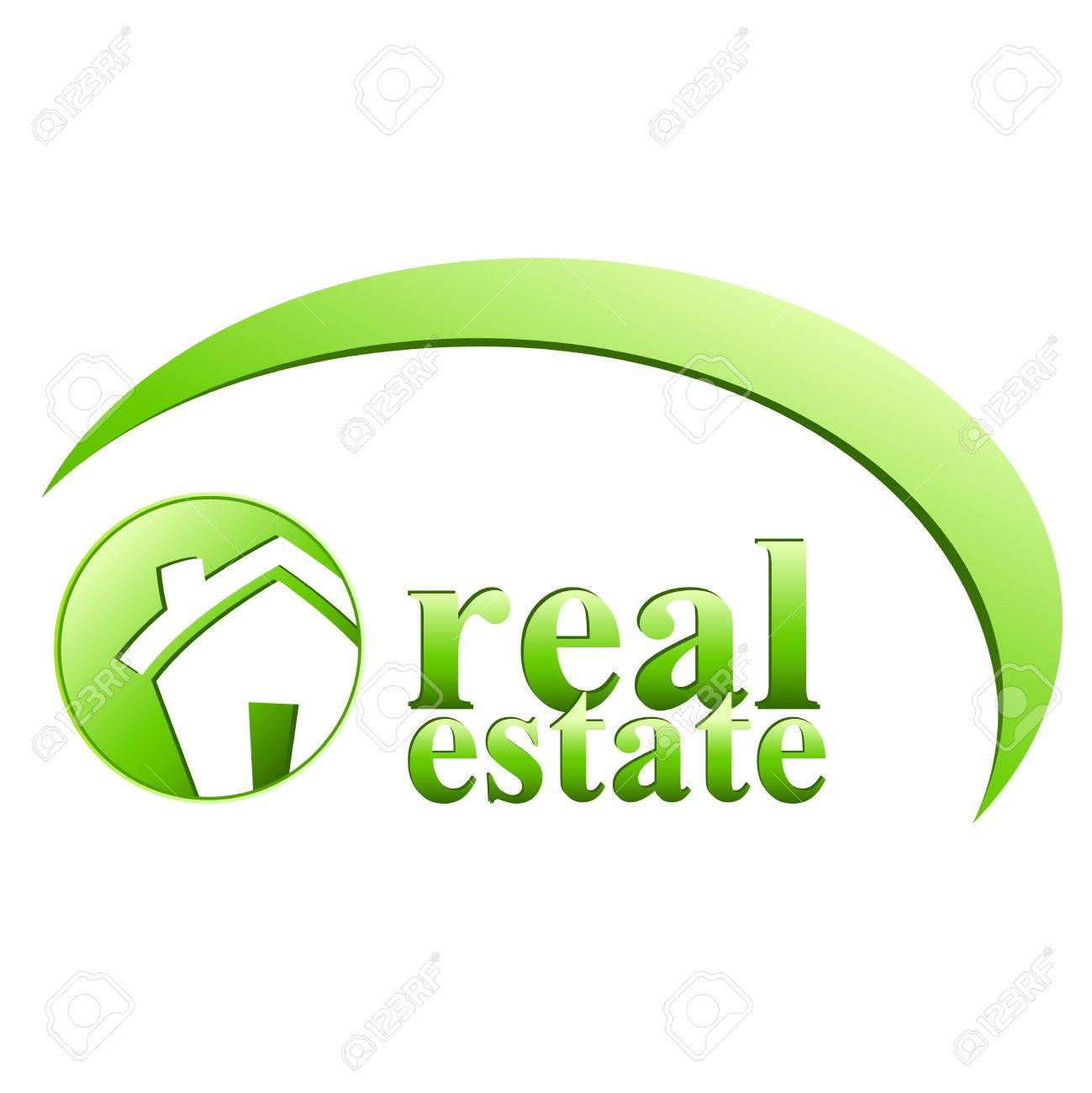 real estate sign Stock Vector - 16137522