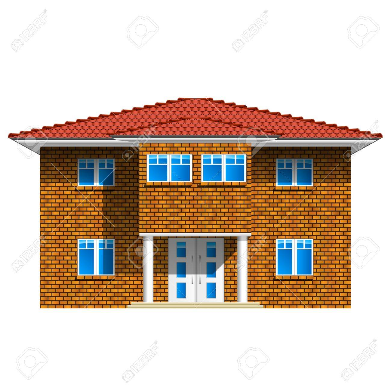 house, real estate icon Stock Vector - 16137528