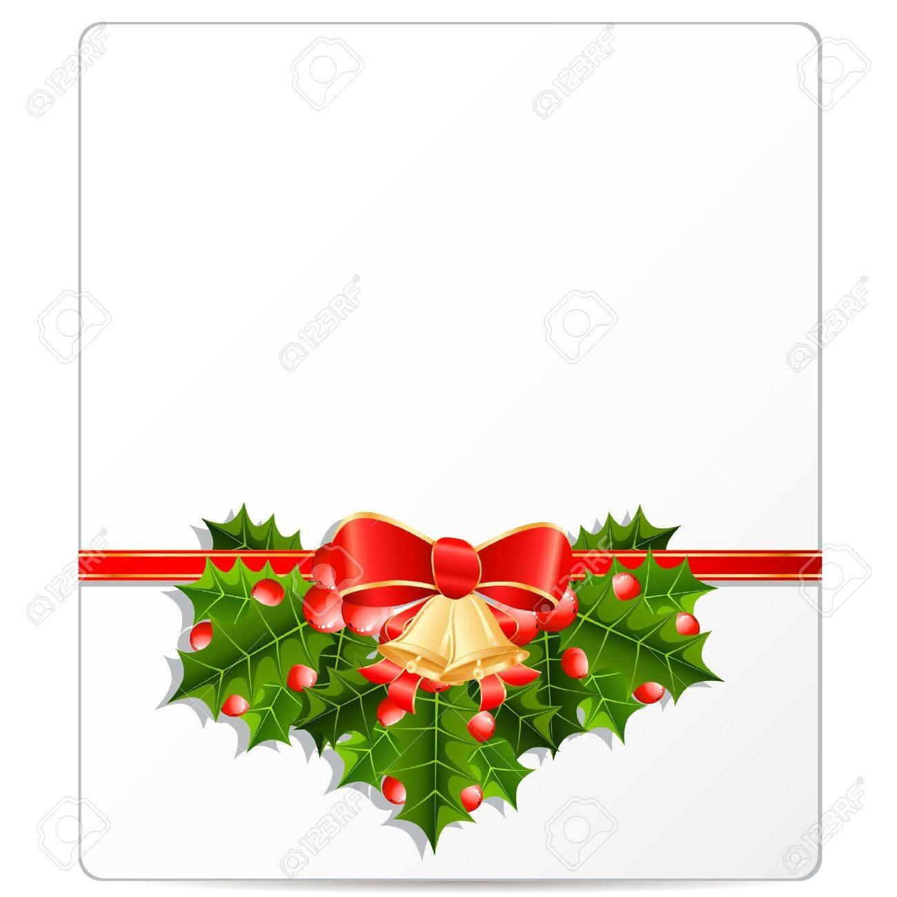 Christmas wish list and Christmas decoration Stock Vector - 16311642