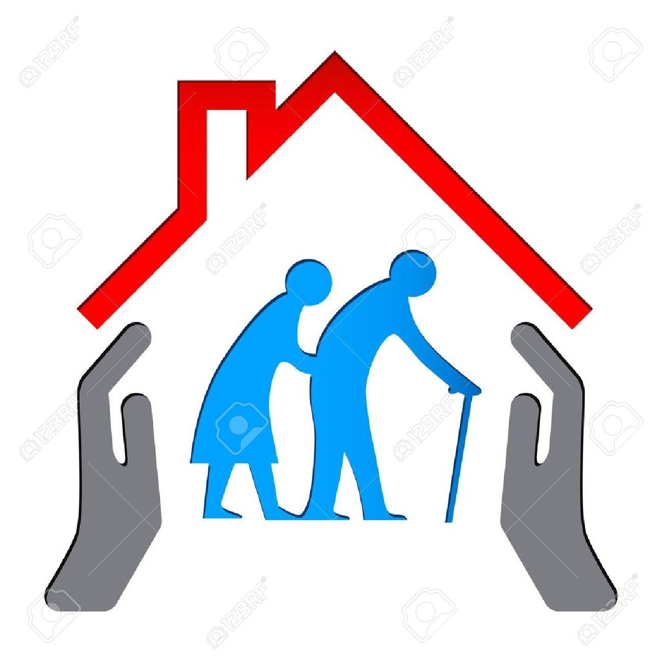 Nursing home sign - 18803367