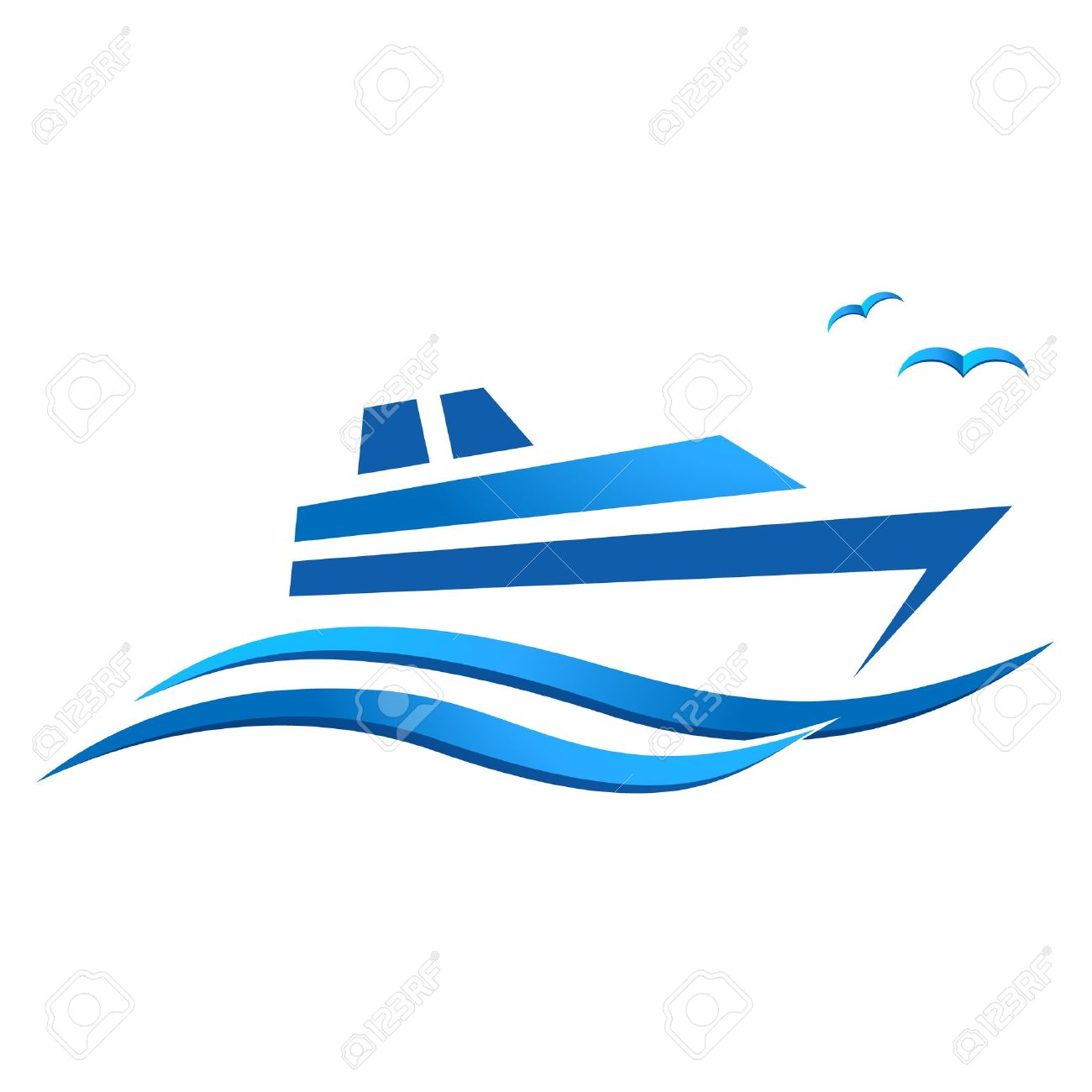 cruise ship royalty free cliparts vectors and stock illustration