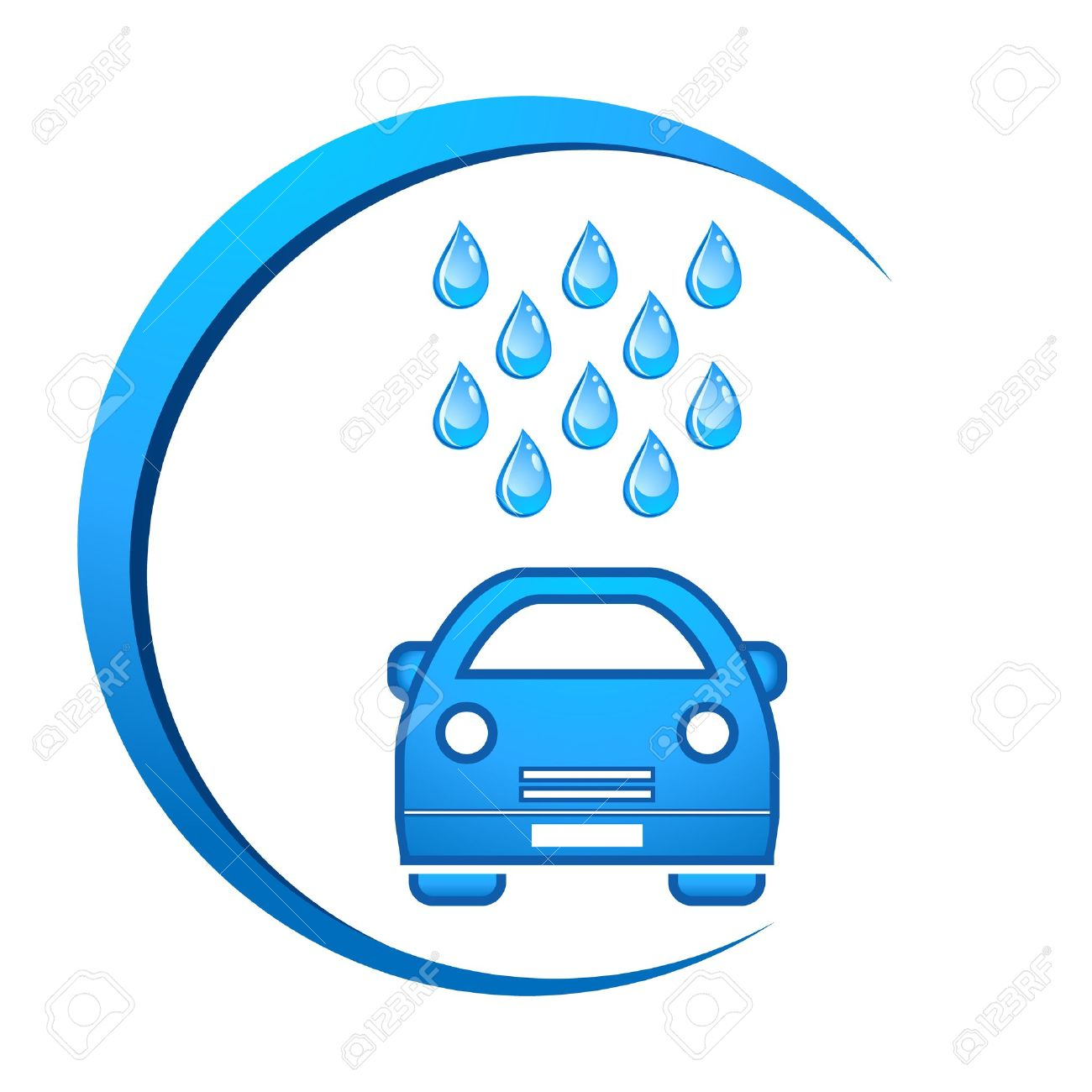 car wash icon - 21808153