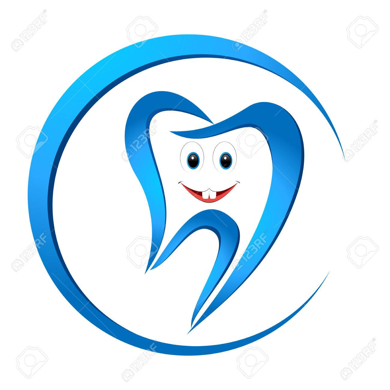 smiling tooth - 24622944