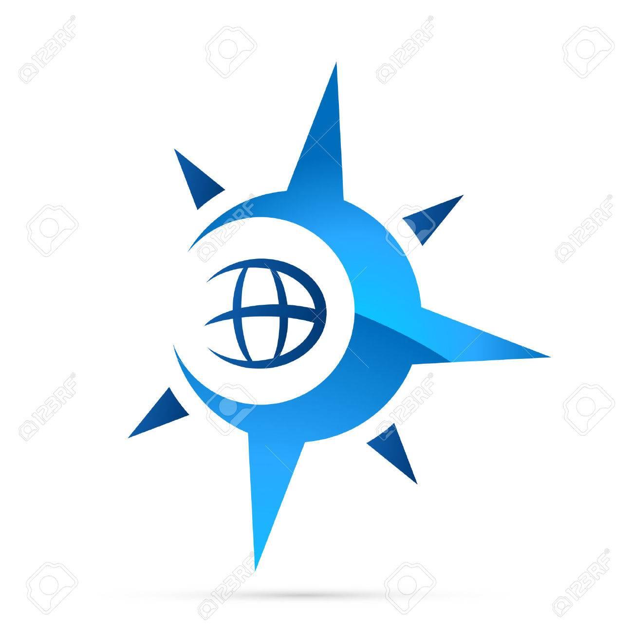 compass, navigation icon - 24908130