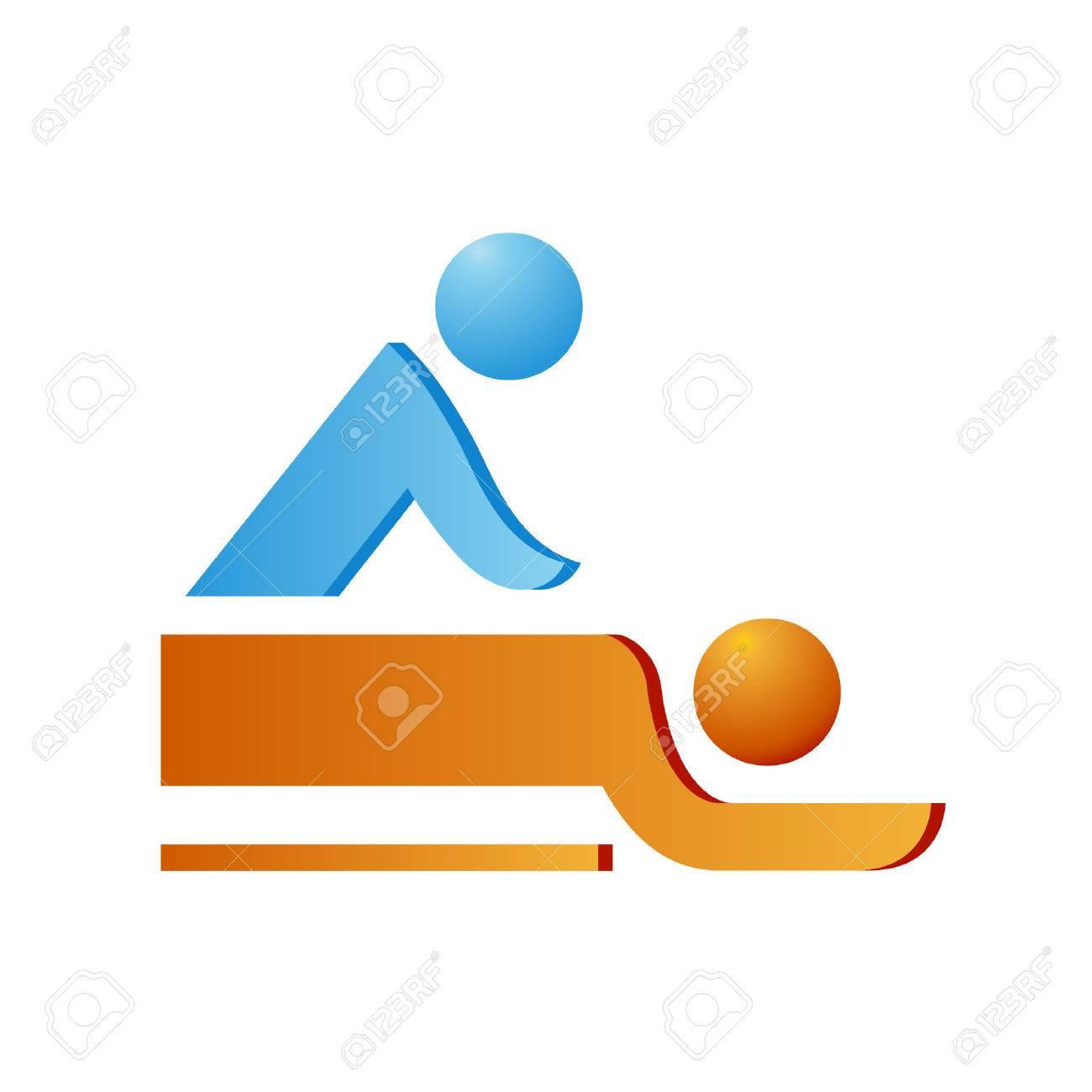 massage - symbol - 32704455
