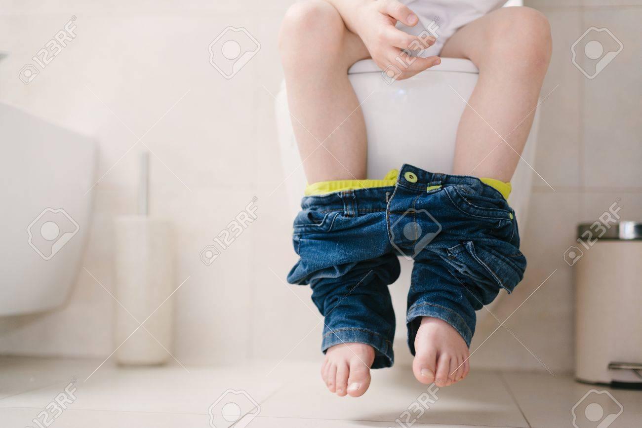 Child Toilet Stock Photos. Royalty Free Child Toilet Images