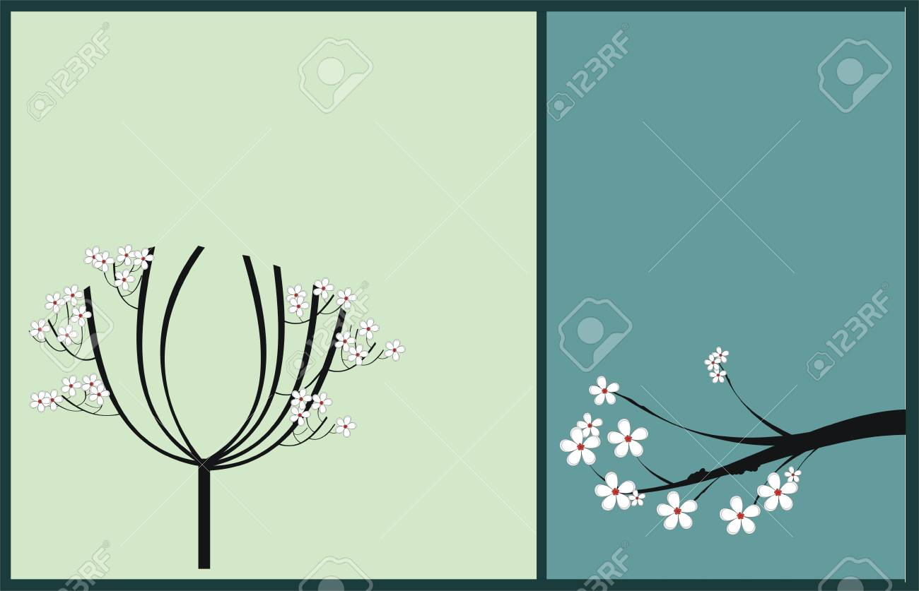 Floral collection Stock Vector - 5143371