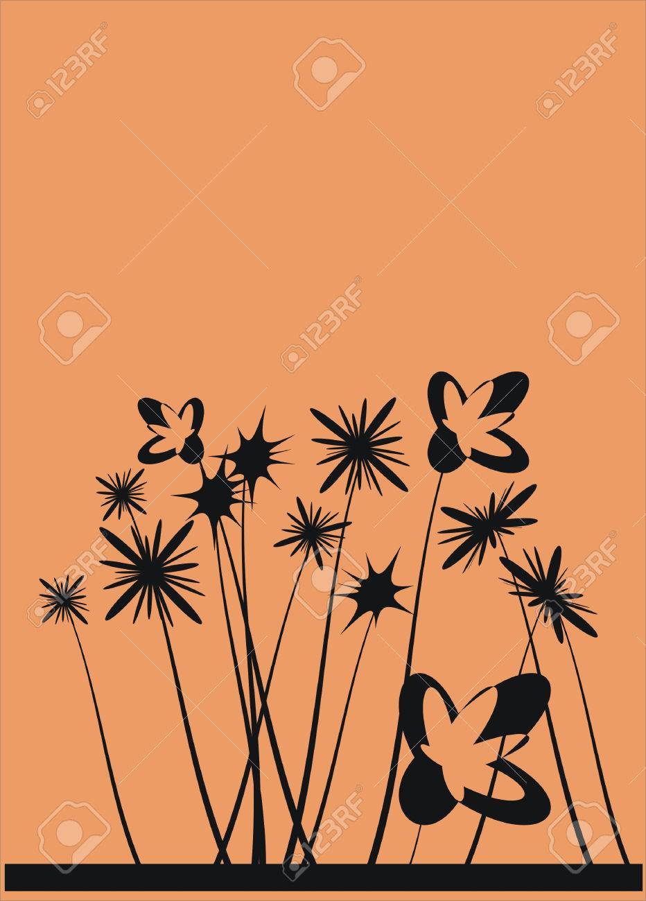 Floral collection Stock Vector - 5136281
