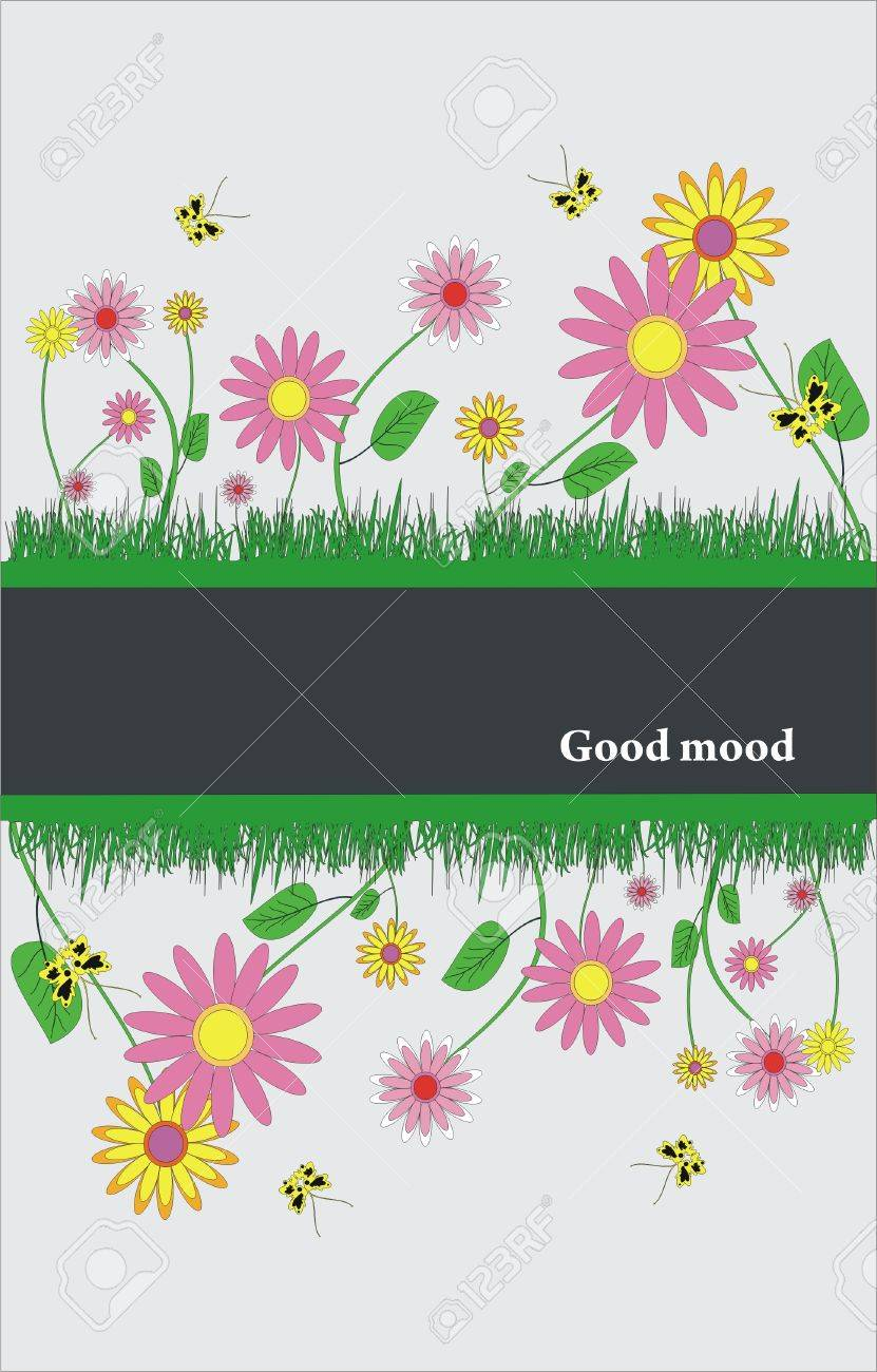 Floral collection Stock Vector - 5178752