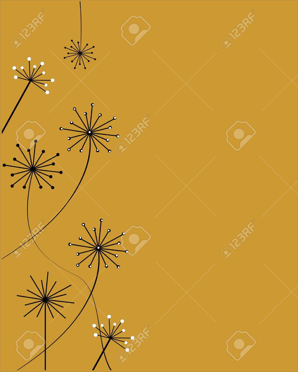 Floral collection Stock Vector - 5808289