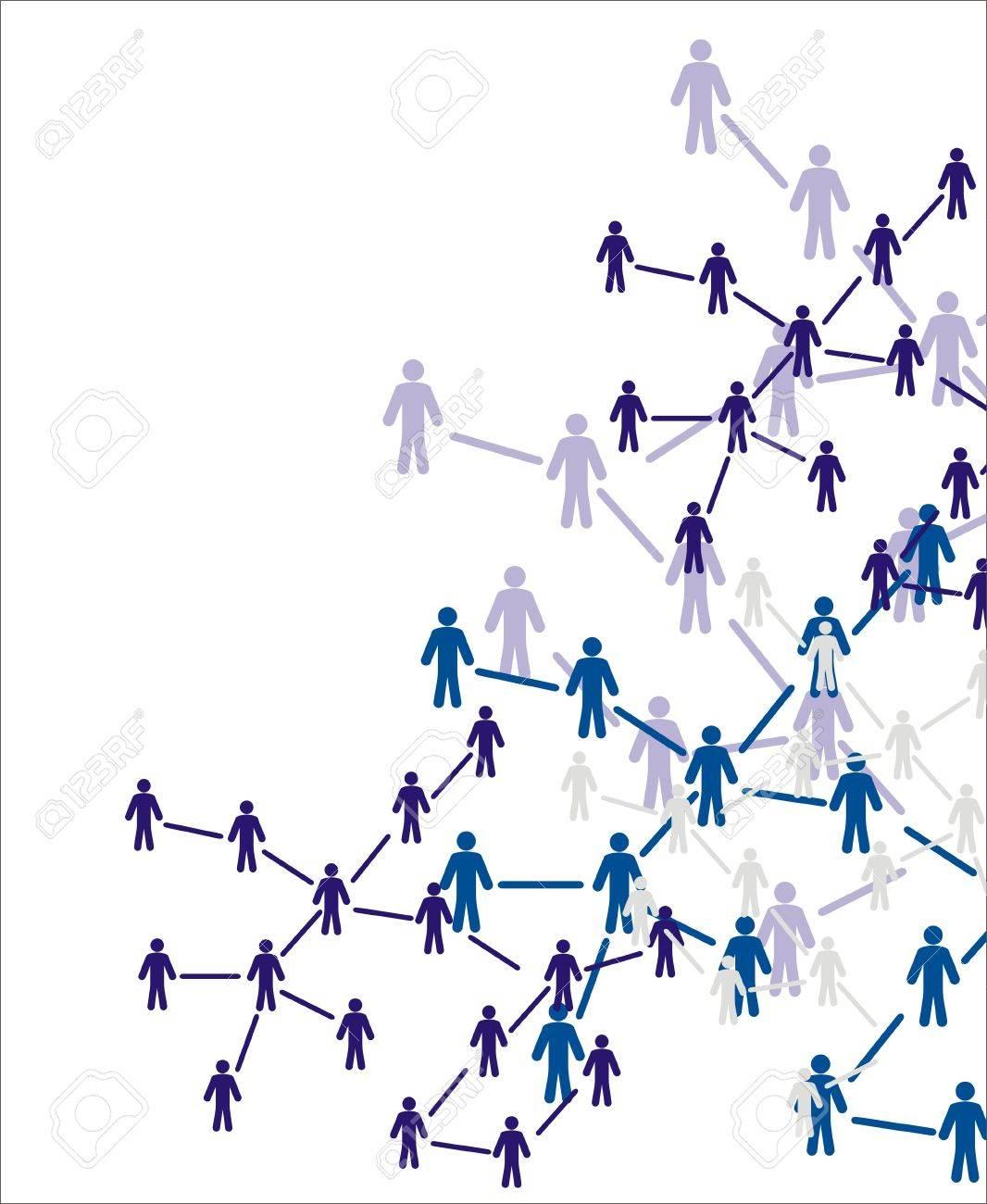 human figures Stock Photo - 12412679