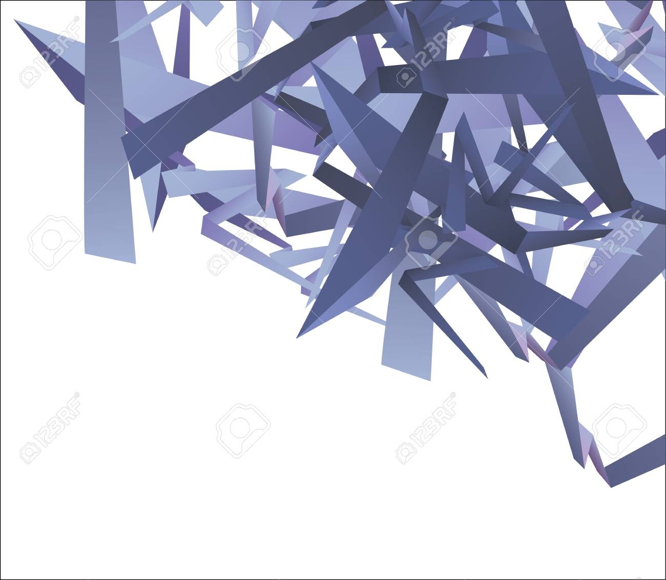 abstract vector background Stock Photo - 12412075
