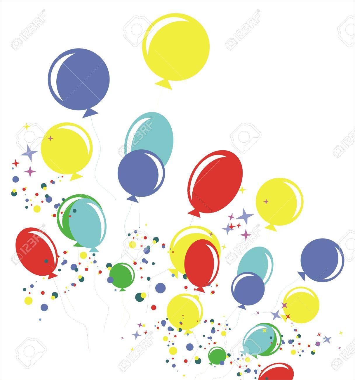 Balloons Stock Vector - 14167071