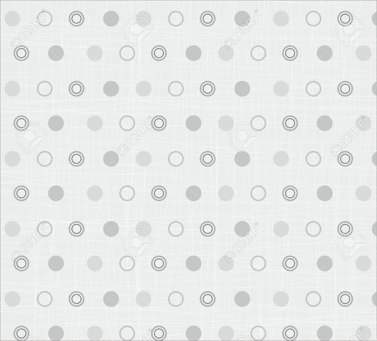 elegant dotted lace seamless pattern Stock Photo - 19437658