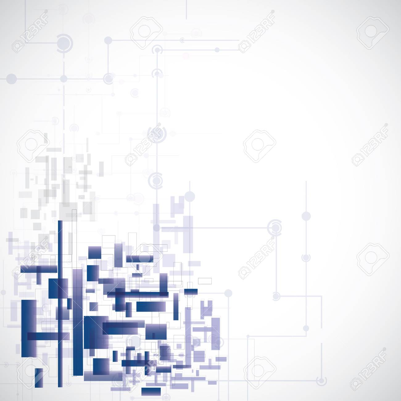 Abstract  background, vector illustration over the white Stock Vector - 23570879