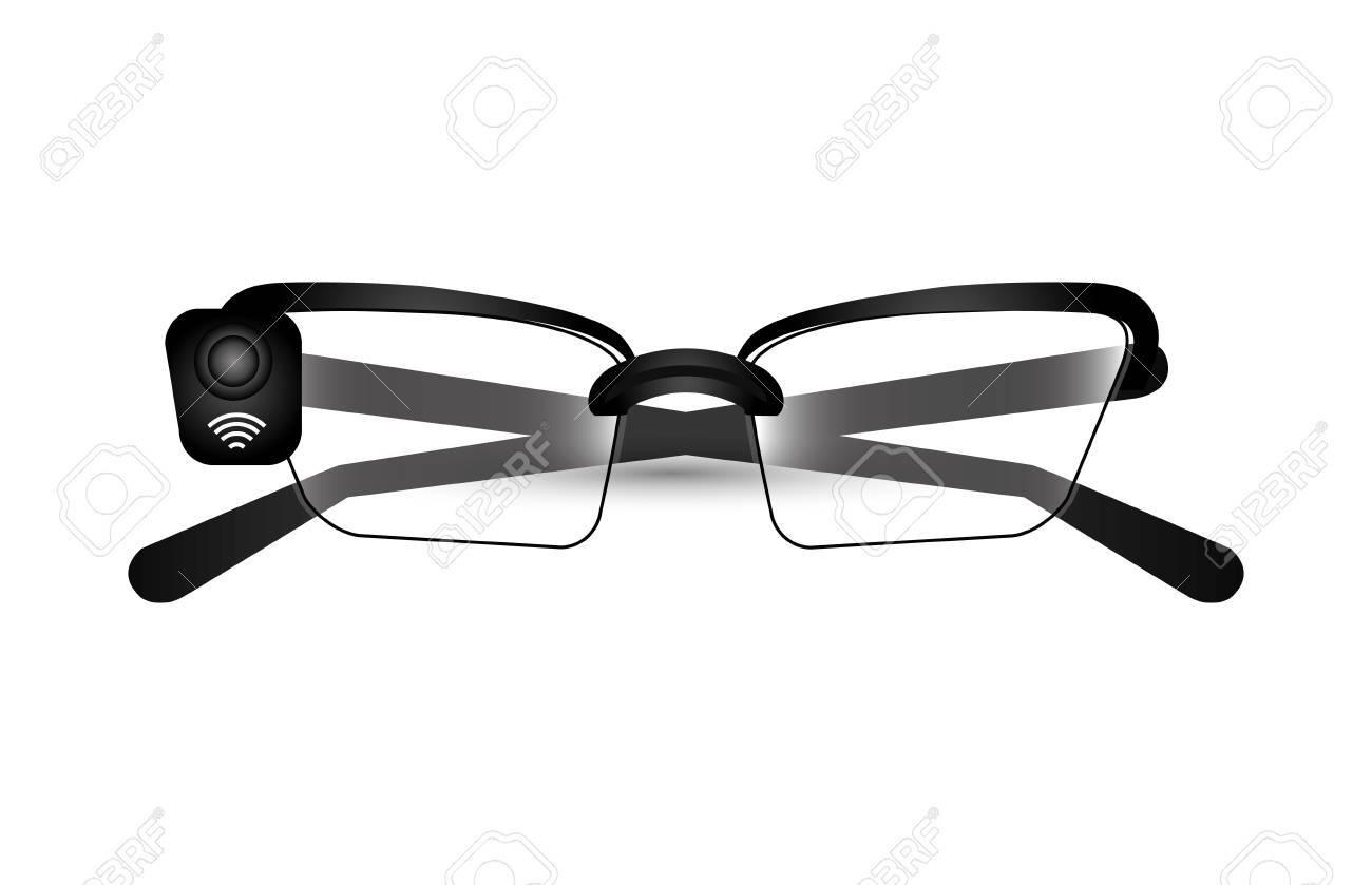 7e627286641 Isolated Smart Glasses