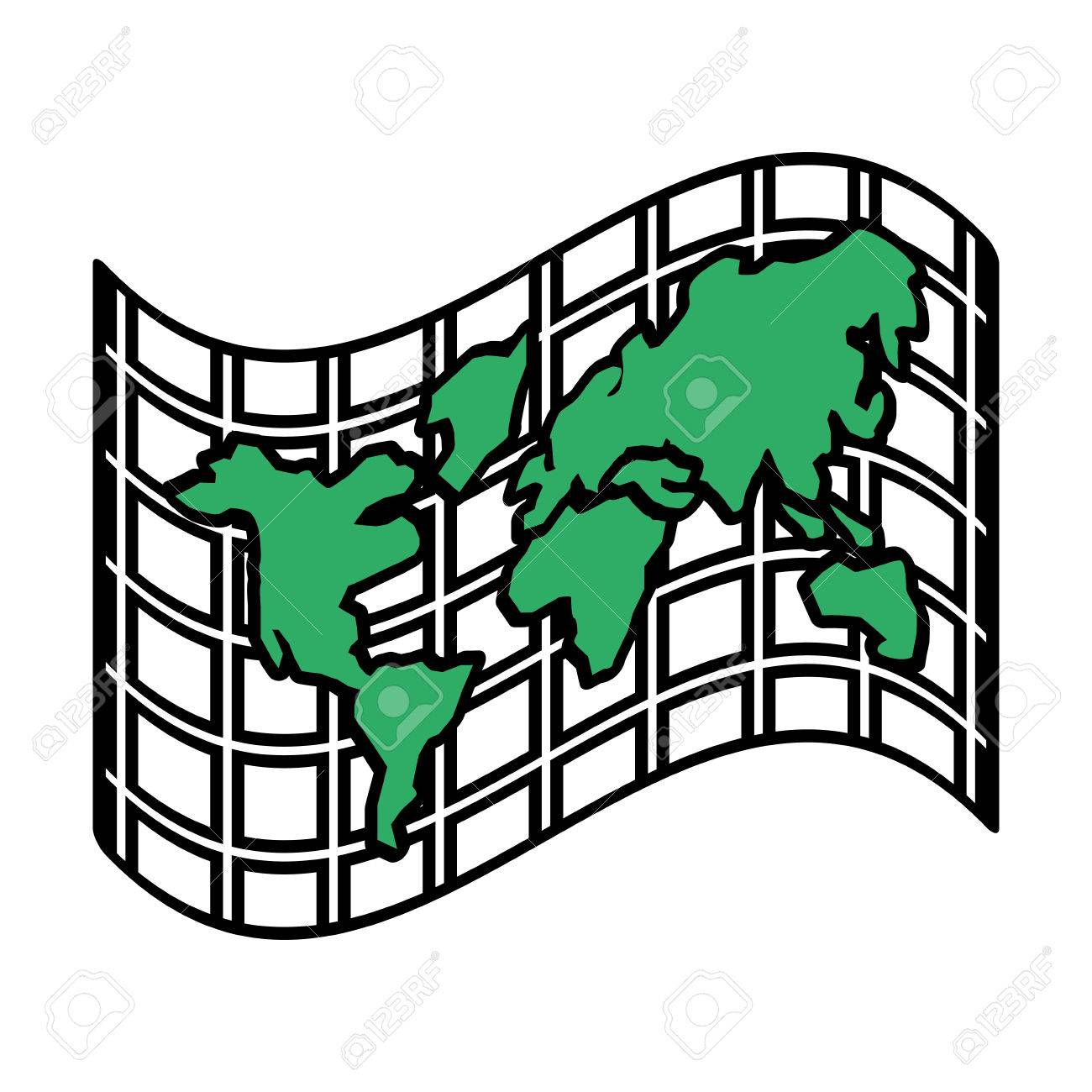 Outline world map location position vector illustration eps 10 outline world map location position vector illustration eps 10 stock vector 66935036 gumiabroncs Gallery