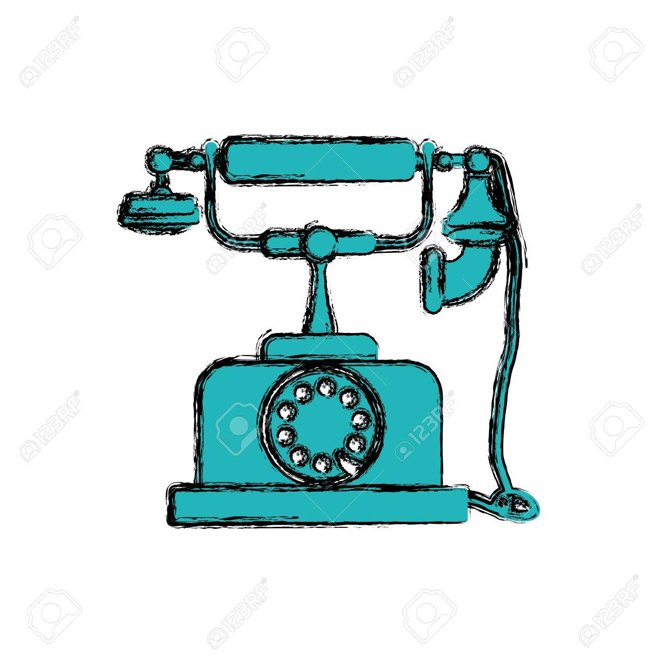 720 Home Phone Number Stock Vector Illustration And Royalty Free ...