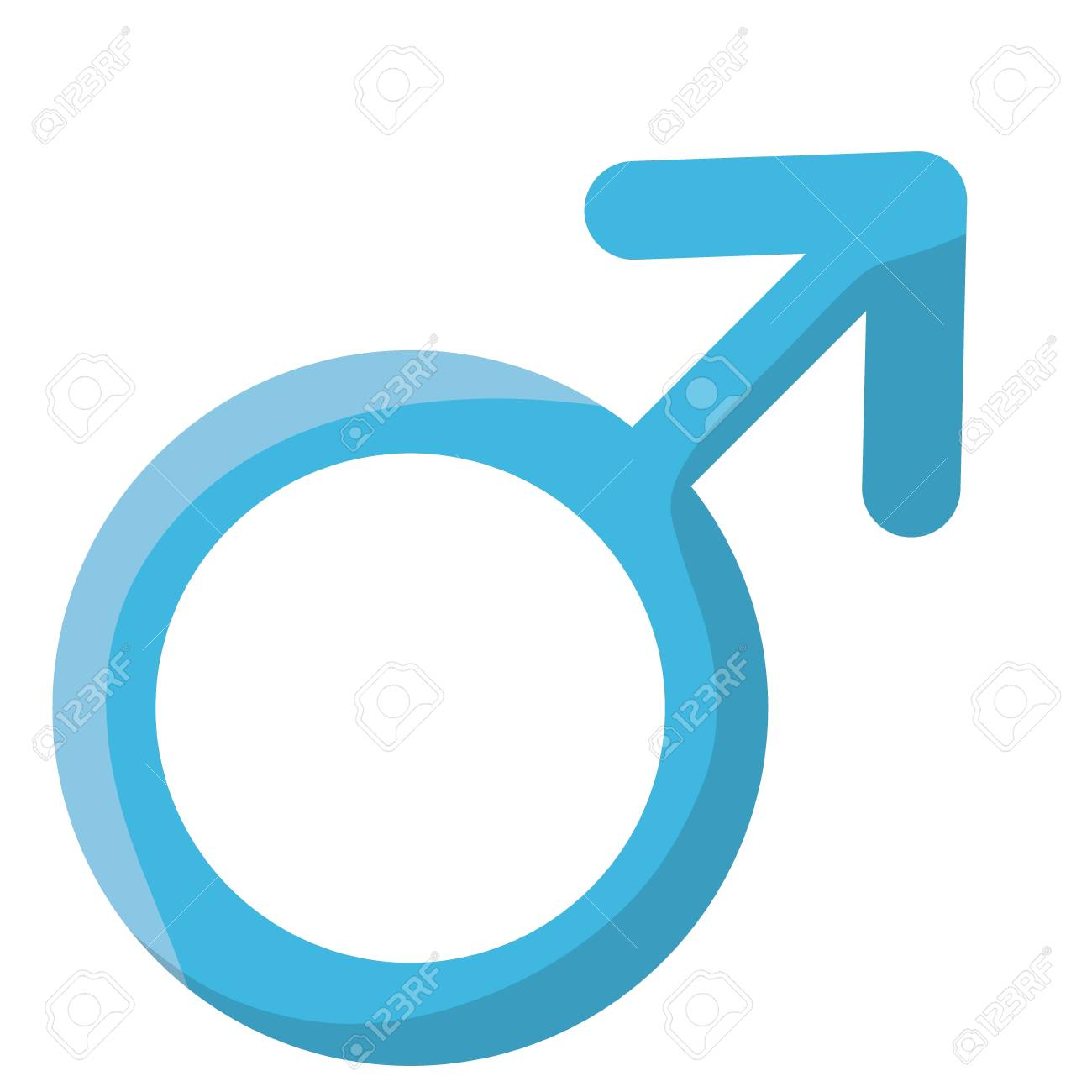 male gender icon over white background vector illustration royalty free cliparts vectors and stock illustration image 76566709 male gender icon over white background vector illustration