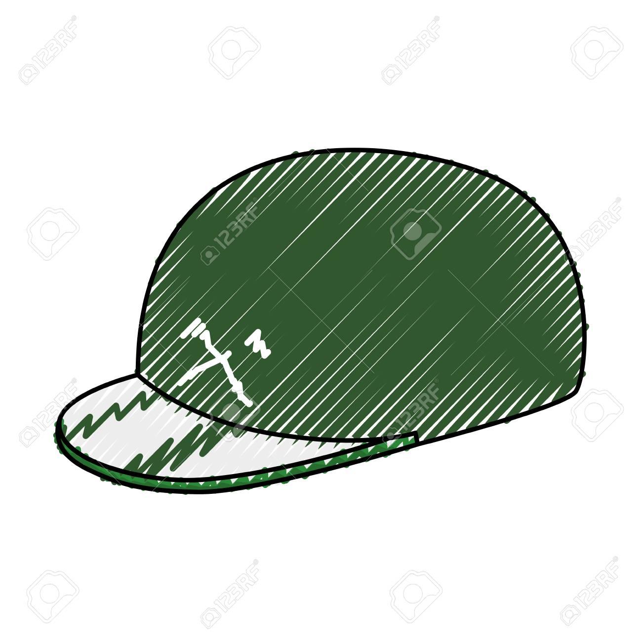 Foto de archivo - Gorra de golf deporte sombrero icono ilustración  vectorial diseño gráfico bc49934dcef