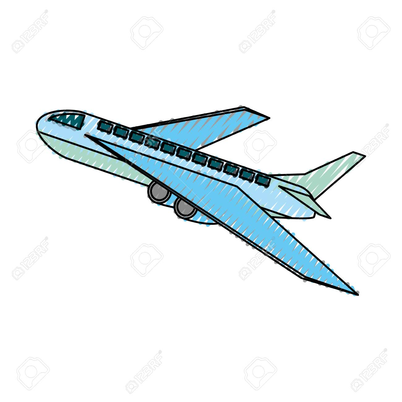 airplane taking off icon vector illustration graphic design royalty rh 123rf com airplane graphic design airplane graphics free