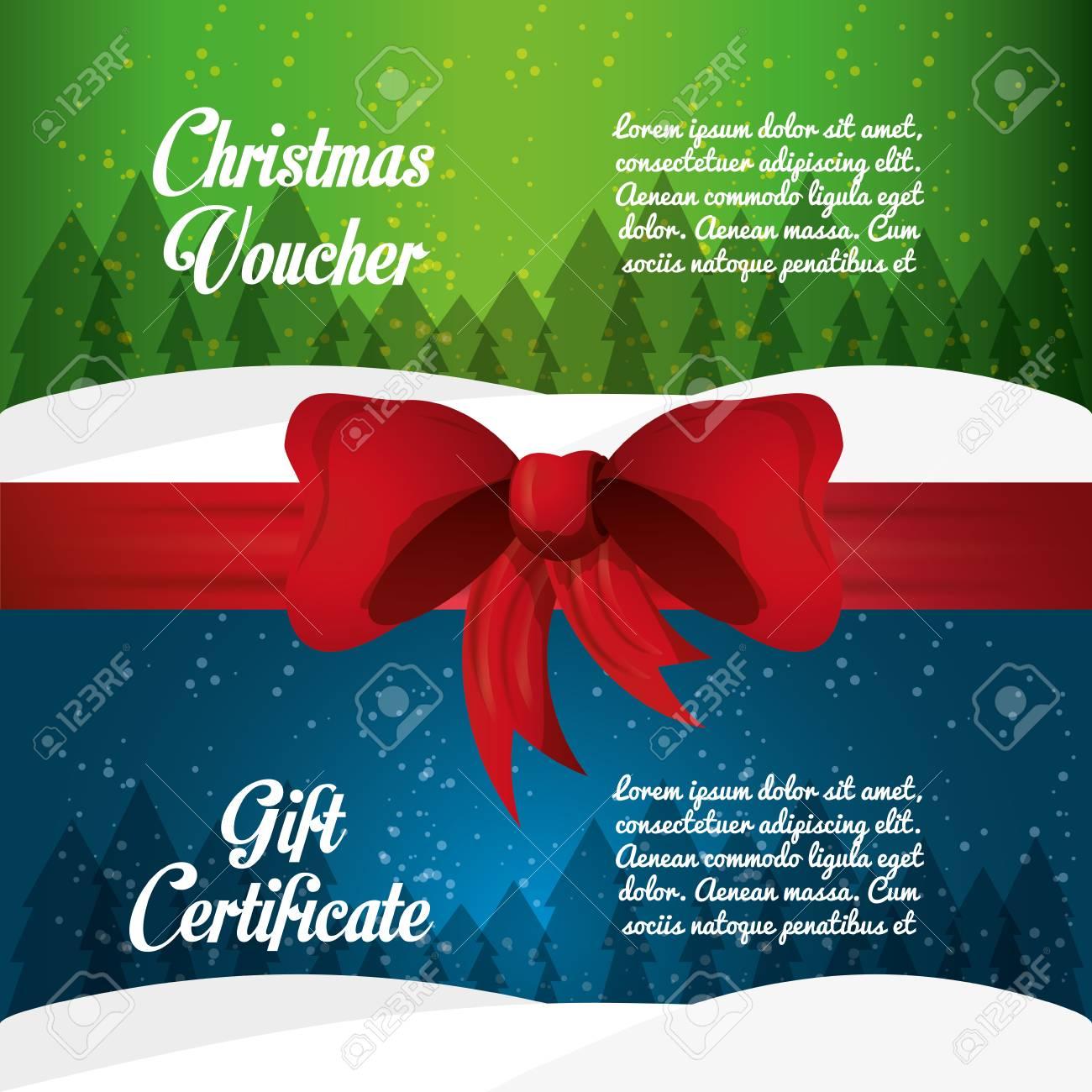 Moderno Plantillas De Certificados De Navidad Gratis Fotos - Ejemplo ...