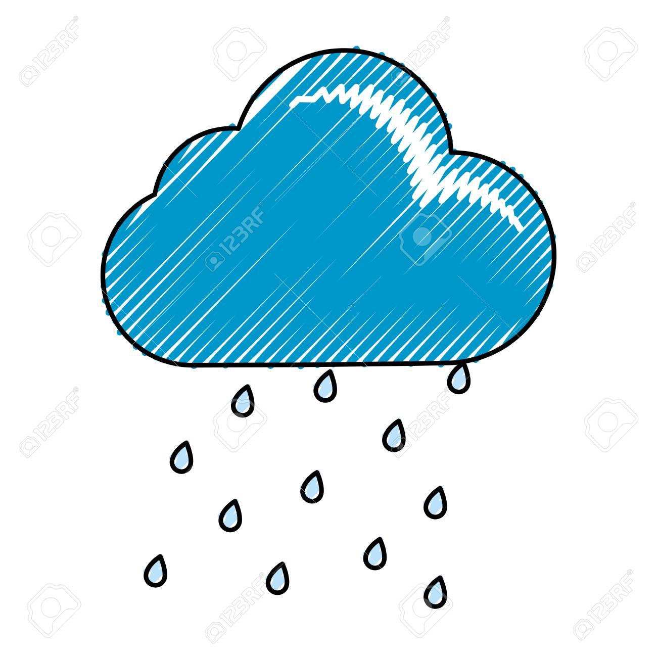 Image result for rainy cartoon