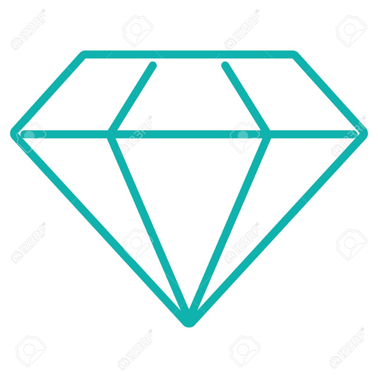 diamond vector illustration royalty free cliparts vectors and rh 123rf com diamond vector brushes for photoshop diamond vector brushes for photoshop