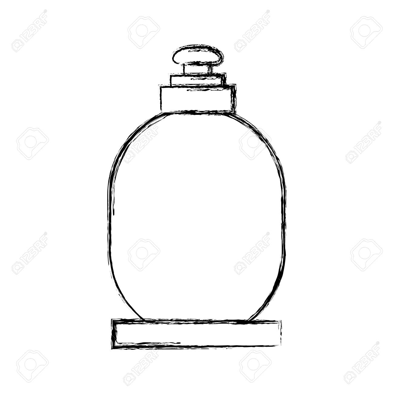 shampoo bottle design template royalty free cliparts vectors and