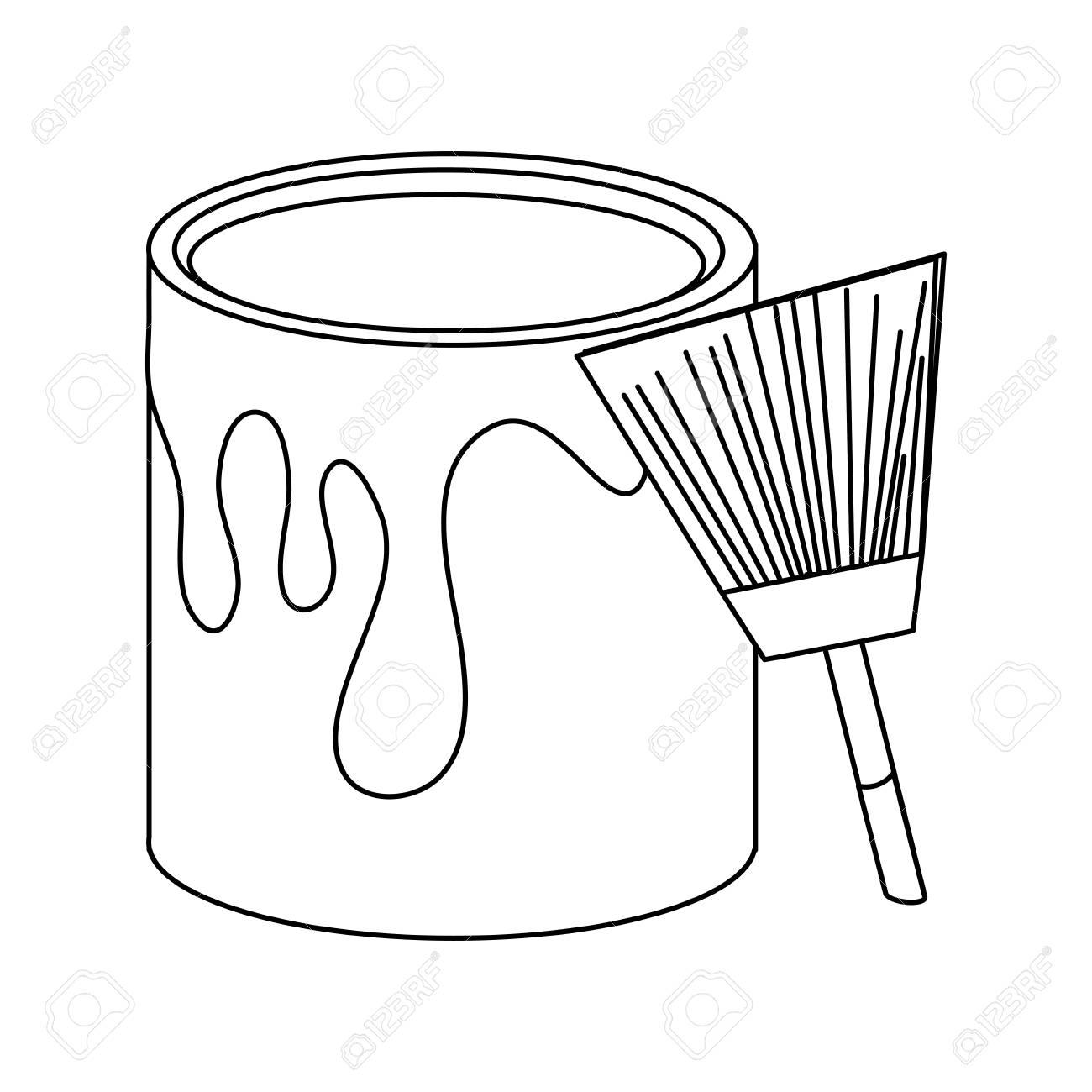 Spray Paint Clip Art Free Vector