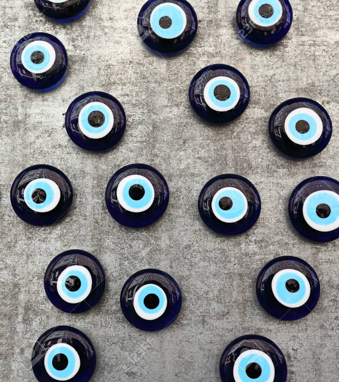 Turkish good luck and protection charm: The evil eye