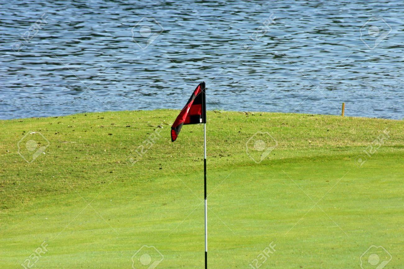 Golf Green Stock Photo - 218669
