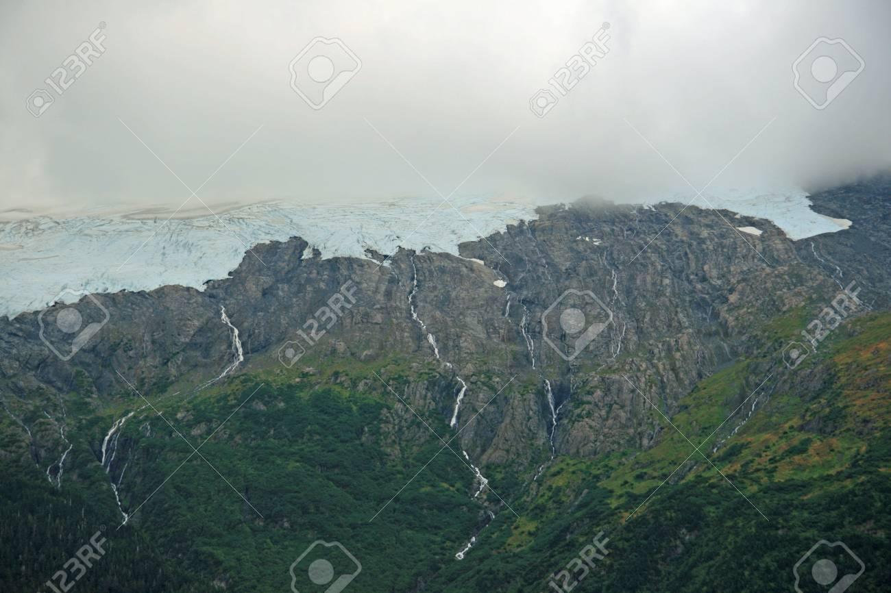 Mountains in Alaska Stock Photo - 1806034