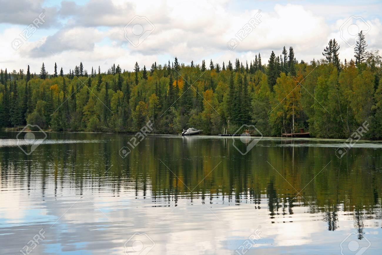 Alaskan Stream Stock Photo - 1806327