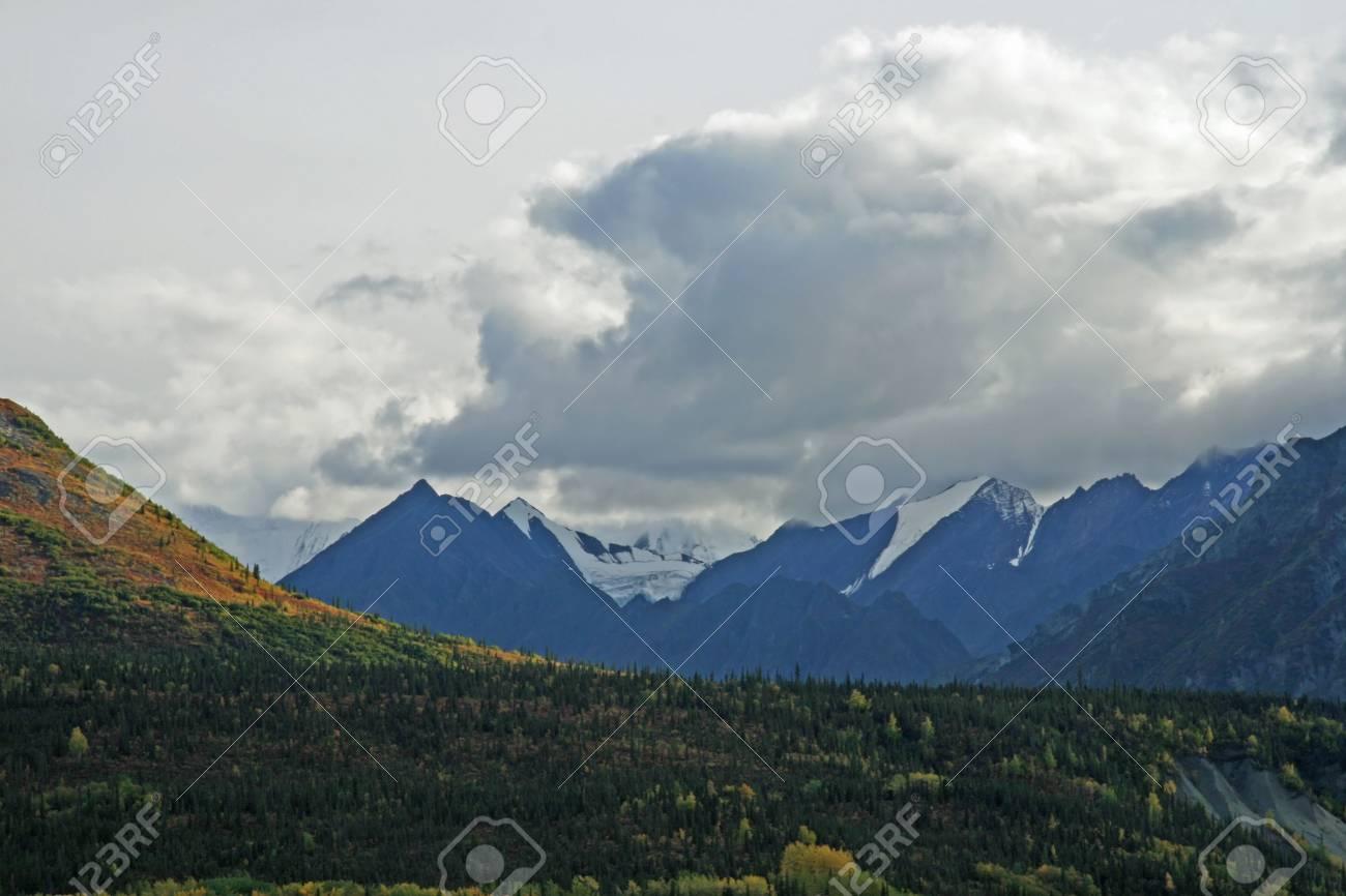 Majestic Alaska Stock Photo - 1828707