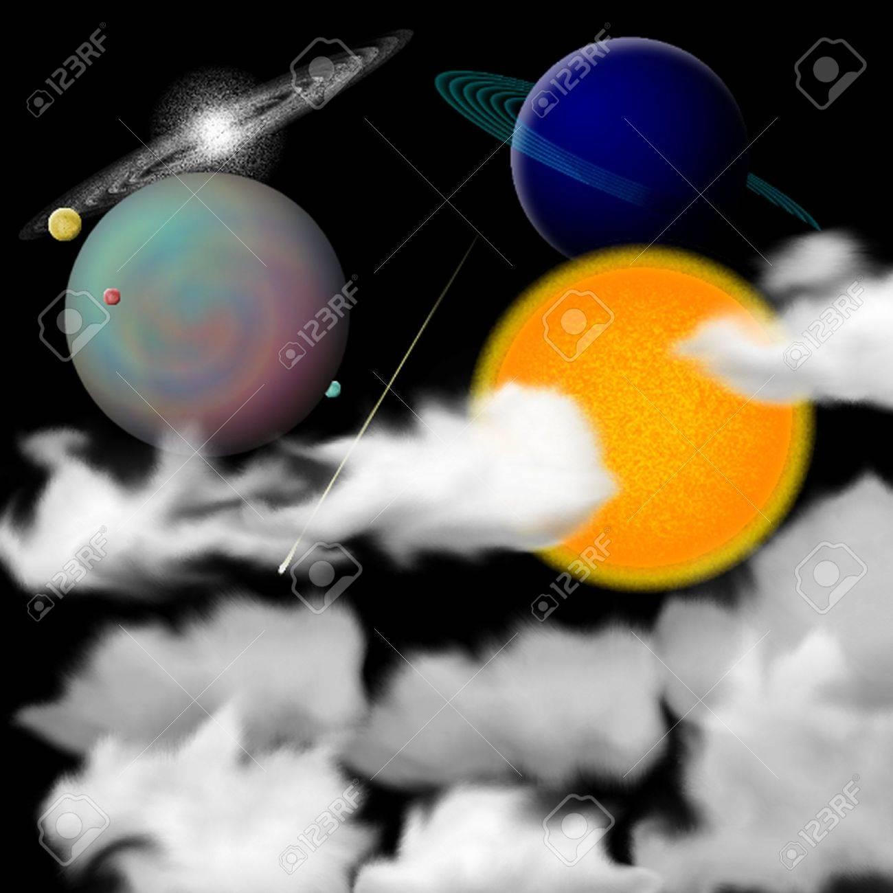 Space Stock Photo - 2360892