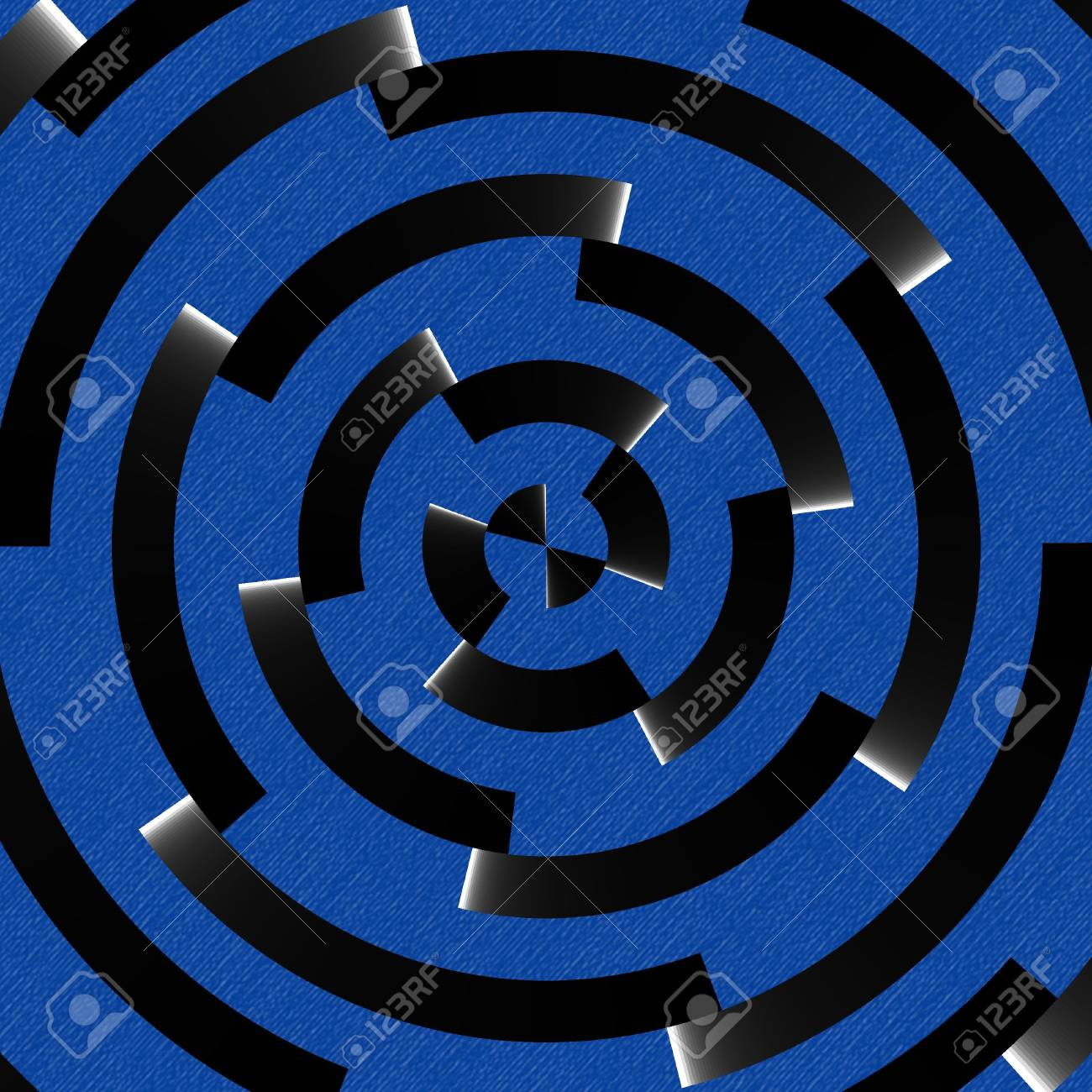 abstract shape and texture Stock Photo - 2780556